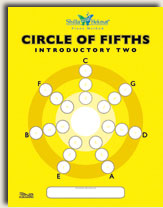 shilla hekmat piano method circle fifths introductory two